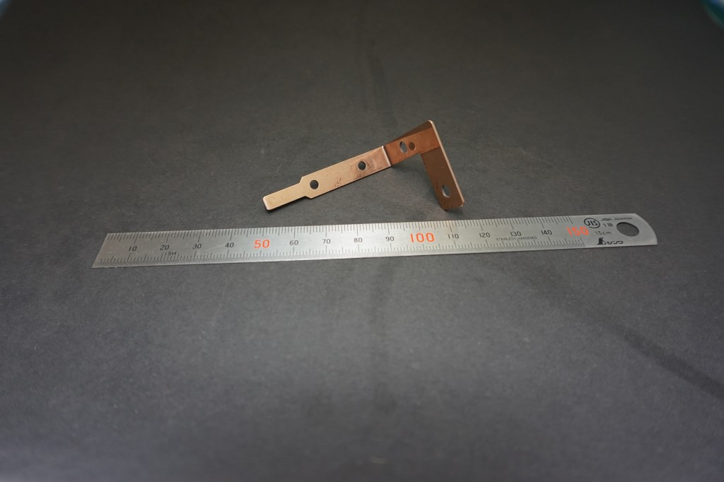 薄板ばね ベリリウム銅