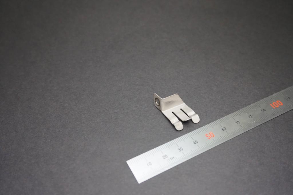 薄板ばね チタン(0.7mm)