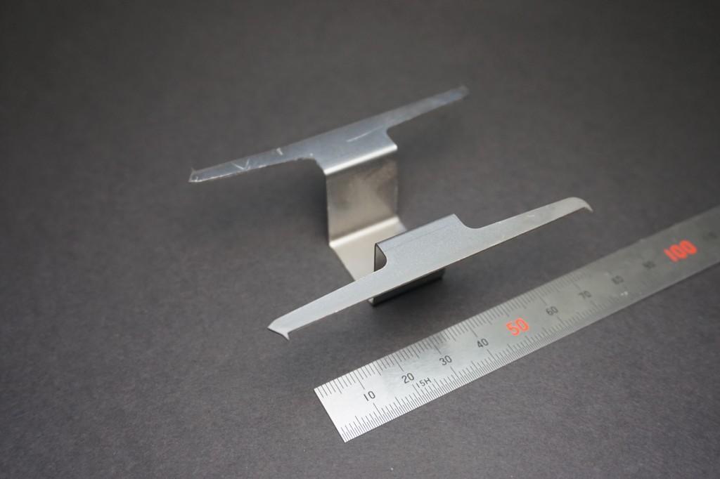 薄板ばね チタン(0.6mm)